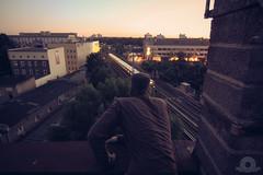 IMG_8412 (foto-affe.de) Tags: berlin dach sonnenaufgang frankfurter morgens allee dächer s41 ringbahn ringcenter sommernächte