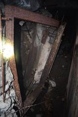 DSC_4872 (PorkkalanParenteesi/YouTube) Tags: neuvostoliitto hylätty bunkkeri porkkalanparenteesi kirkkonummi porkkala abandoned soviet bunker kirkkonummiurbanexploration kirkkonummiporkkalanparenteesi zif25