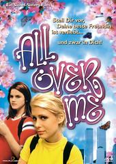 All Over Me DVD VK NEU.indd (QueerStars) Tags: coverfoto lgbt lgbtq lgbtfilmcover lgbtfilm lgbti profunmedia dvdcover cover deutschescover