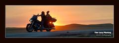Aug 2 2015 - Sundown at The Broken Spoke Saloon - Sturgis (La_Z_Photog) Tags: lazy photog elliott photography worland wyoming just outside broken spoke saloon sturgis south dakota setting sun sunset silhouette harley davidson motorcycle 080215sturgisday2