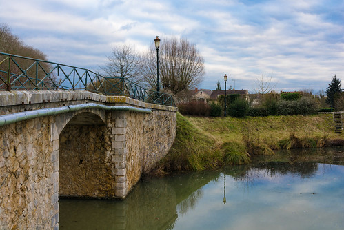 Briare, un pont...