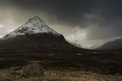 The Indestructible Hope (Delta Skies) Tags: scotland scottish highlands mountain mountains landscape snow glen coe glencoe stob coire raineach