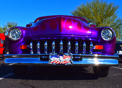 James Dean (oybay©) Tags: mercury merc hotrod hot rod flames flamin coolcar car automobile classiccar sunset love petermax sideview dramatic whitewalltires tires whitewall color colors colorful midnight oasis arizona glendalearizona shining bright