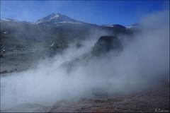 Géiseres del Tatio (antoniocamero21) Tags: atacama tatio géiseres chile desierto andes color foto sony amanecer montañas rocas agua vapor altitud