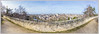 POITIERS  (Panorama vue des dunes)