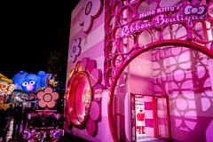 All in Pink! 💝💝💝💝 (Steve Wan^_______________,^) Tags: osaka nagoya hong kong travel new year happy couple life
