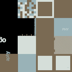 Image of the Day 2017/03/21 (funkyvector) Tags: iotd 60s geometry procedural trigonometry type