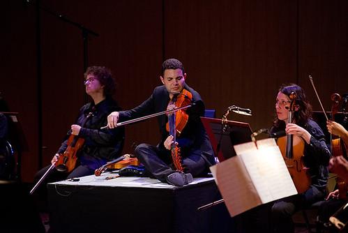 Festival METIS 2014 - Jasser Haj Youssef © Christophe-Fillieule