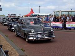 1948 Chrysler Windsor C38 Highlander (Davydutchy) Tags: usa classic car june highlander windsor chrysler lelystad 2014 c38 wcar oldtimerdag ccar hcar lelystad2014