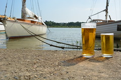 DSC_5441 (Bastian BB) Tags: life beer relax golden boat university good ale chilling blonde essex wivenhoe