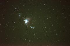 orion改2 (koludabone49) Tags: night star nikon orion orionnebula 星空 夜空 星 ニコン オリオン座 d5100 オリオン座星雲