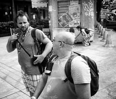 Derek and Q-Ball (Timothy Slessor) Tags: travel brazil film latinamerica southamerica brasil analog 35mm lomo lomography cosina may 35mmfilm brazilian analogue grainy cosinacx2 cx2 2014 picmonkey:app=editor