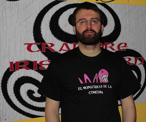 "El Monstruo de la Comedia - 2014 - Segunda Semifinal - Rubén Fernández Teixeiro • <a style=""font-size:0.8em;"" href=""http://www.flickr.com/photos/93117114@N03/14370123301/"" target=""_blank"">View on Flickr</a>"