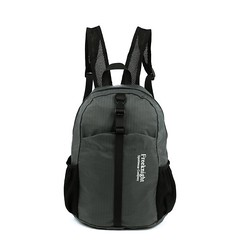 FreeKnight Packable Handy Lightweight Travel Backpack Water Resistant Daypack (Gray) Review (nicholebegonia) Tags: travel water handy gray review backpack daypack lightweight resistant packable freeknight