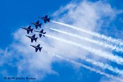 _DSC7242 Blue Angels (Charles Bonham) Tags: contrail blueangels usnavy flyingformation navypilots charlesbonhamphotography