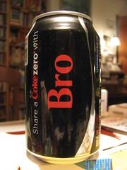 can (streamer020nl) Tags: holland netherlands coke can cocacola nl bro zero share 1000 2014 blikje straattaal streetlanguage