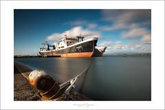 waiting (Emmanuel DEPARIS) Tags: portugal boat porto aveiro chalutier péche emmanueldeparis