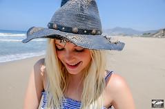Pretty Blond Swedish Bikini Swimsuit Beach Girl Goddess with Blue Blue Eyes! (45SURF Hero's Odyssey Mythology Landscapes & Godde) Tags: blue beach girl hat eyes cowboy pretty with goddess swedish blond swimsuit biikini 45surfbeautifulwomanmodelzumathor
