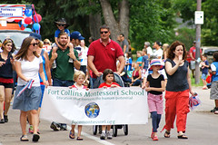 4th of July Parade 2014 (City of Fort Collins, CO) Tags: family food lake kids america fun fireworks fort flag families 4th july fortcollins pride parade cheer 4thofjuly fourth collins celebrate 2014