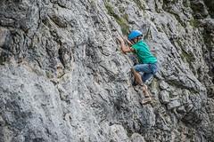 Move - feel the Dolomites (Val Gardena - Grden Marketing) Tags: grden kids children climbing altoadige valgardena klettern arrampicata stonecity cittadeisassi steinernestadt