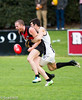 """IMG_8398 (Go to """"Albums"""" for all pics) Tags: club football collingwood dolphins pies magpies frankston vfl"""