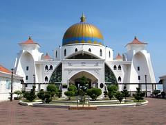 Selat Malacca mosquée