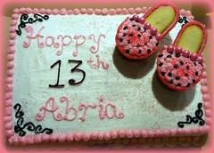 High Heel cake by Glenna, Triad Area, NC, www.birthdaycakes4free.com