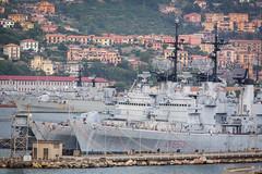 Italian Destroyers (jeff_a_goldberg) Tags: summer marinamilitare navy laspezia otaliannavy