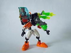 LEGO Hero Factory MOC - Nex Walker Turret (1) (TheOneVeyronian) Tags: mod lego custom mech moc nex herofactory