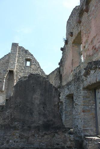 Larochette Castle