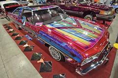 Torres Empire Car Show (KID DEUCE) Tags: show california classic chevrolet car la los angeles antique chevy empire custom bomb lowrider glasshouse torres kustom