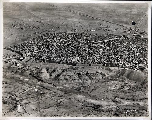 Naj'af west of R. Euphrates [Imam 'Ali Holy Shrine]