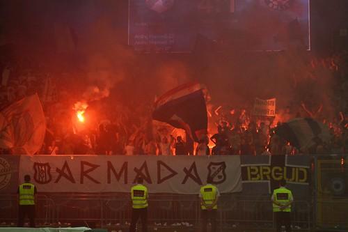 Rijeka - Hajduk 4:2 (27.07.2014)