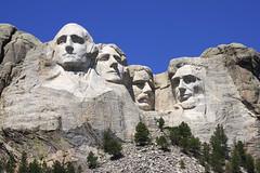 Mt Rushmore 2 08122014 (Orange Barn) Tags: southdakota blackhills nationalparkservice presidents mtrushmore uspresidents mountrushmorenationalmonument mountrushmorenationalmemorial americanpresidents