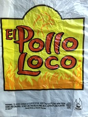El Pollo Loco Plastic Bags Detail (pepelipe) Tags: shopping design plastic material bags waste capitalism recycle consumerism plasticbags reuse wasteproducts