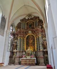 Goslar: St. Jakobikirche (zug55) Tags: church germany deutschland kirche unescoworldheritagesite unesco worldheritagesite altar baroque romanesque barock stjameschurch worldheritage gotik weltkulturerbe goslar gotisch niedersachsen lowersaxony welterbe romanisch jakobikirche stjakobikirche stjakobi saintjameschurch jakobikirchhof stjacob'schurch stjakobusderältere klosterriechenberg