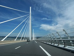 Millau Viaduct (doc-harvey) Tags: bridge france canon viaduct brcke millau viaduc 2014 g10 hwschlaefer docharvey