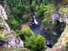 Škocjanske jame (HolmisticWalker) Tags: film nature river 50mm scenery slide caves slovenia ii agfa expired karst jame rsx reka agfaphoto škocjanske
