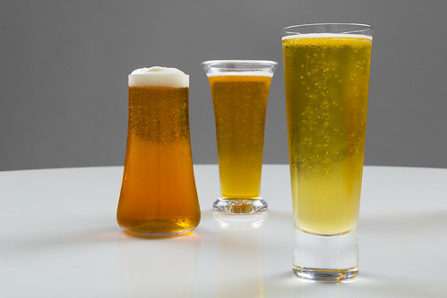 Three Beer Glasses by Didriks, on Flickr