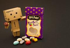"""236/365 - last """"dirt"""" flavour (isabelle.puaut) Tags: harry potter dirt 365 flavour danbo"""