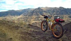 Waha Two Canyons Loop (Doug Goodenough) Tags: waha waphillia china creek bicycle bike ride pugsley surly fatbike fat august aug 2014 summer 14 dirt gravel climb steep drg53114 drg53114p drg53114pwhapchina drg531ppugsley drg531