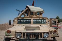 2014_07-Iraq_Kourdistan-Joseph_Galanakis-789 (Joseph Galanakis) Tags: kids army is gun state refugees muslim iraq machine police hunger terrorists guns isis mosul islamic kurdistan checkpoint outpost sunni kurds kirkuk