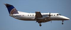 EMB-120 N562SW (707-348C) Tags: n562sw lax klax losangeles prop propliner commuter emb120 embraer united usa california unitedexpress e120 brasilia turboprop passenger 2014