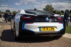 i8 (NeilllP) Tags: classic festival electric bmw works motor petrol hybrid bavarian stance bmwcc i8 gaydon werks bmwccgb