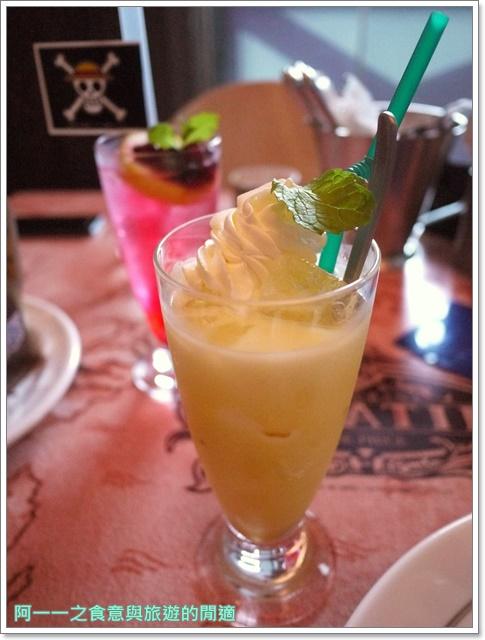 日本東京台場美食海賊王航海王baratie香吉士海上餐廳image027