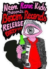 BOXON RELEASE PARTY