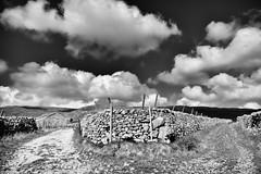 Malham Lanes (Graham Hodgetts) Tags: england clouds barn rural countryside blackwhite village walk yorkshire hill places lane limestone fujifilm fujinon drystonewall ramble malham facebook yorkshiredales britnatparks 1855mmxf