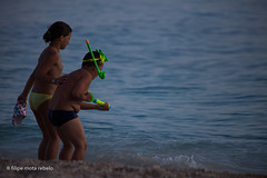 kids playing (filipe mota rebelo | 400.000 views! thank you) Tags: vacation playing beach water kids canon europe balkans albania 2014 balcans fmr dhermi drymades 5dmarkii filipemotarebelo