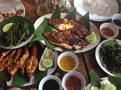 Sea Food Bali