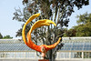 SUNBURST BY AYELET LALOR - SCULPTURE IN CONTEXT 2014 Ref-4574